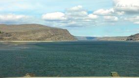 Le fleuve Columbia Photo stock