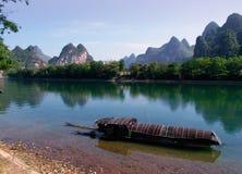 Le fleuve de Lijiang photographie stock libre de droits