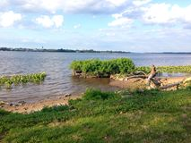 Le fleuve Delaware Photo stock