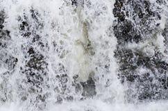 Le fleuve Mississippi, Almonte, Ontario, Canada images libres de droits