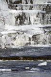 Le fleuve Mississippi, Almonte, Ontario, Canada photo libre de droits