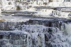 Le fleuve Mississippi, Almonte, Ontario, Canada photos stock
