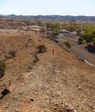 Le Flinders s'étend paysage. Australie du sud. images libres de droits