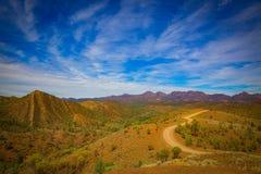 Le Flinders s'étend scène photos stock