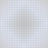 Le fond abstrait avec la lumière a déformé la grille graveleuse métallique sur le secteur gris-clair, recouvrement pour le texte illustration de vecteur