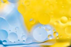 Le fond abstrait coloré grenu avec des éraflures et des taches se compose des boules dans un style de rero, macro abstraction Photographie stock libre de droits