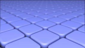 Le fond abstrait 3d des blocs, cubes, la boîte, 3d rendent Photo stock