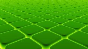 Le fond abstrait 3d des blocs, cubes, la boîte, 3d rendent Images libres de droits
