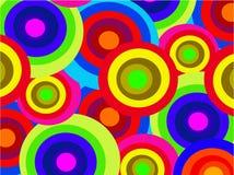 Le fond abstrait de couleur illustration libre de droits