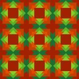 Le fond abstrait de la géométrie, élément de conception de vecteur Photos stock