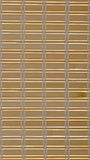 Le fond abstrait des bandes étroites minces tissées avec la soie blanche épaisse filète Image stock