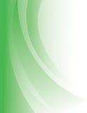Le fond abstrait vert. Photographie stock
