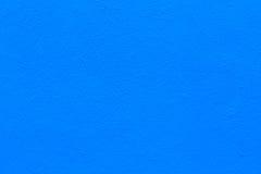 Le fond bleu de texture de mur en béton pour des intérieurs wallpaper la conception de luxe Image libre de droits