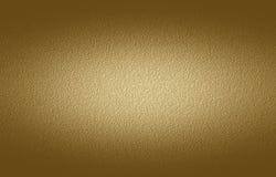 Le fond brouillé d'or, Noël de luxe a donné au mur une consistance rugueuse abstrait image libre de droits