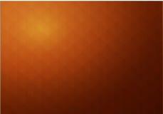 Le fond brun géométrique abstrait ressemble à la texture stylisée de parchemin Images stock