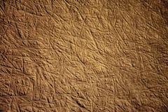 Le fond créatif de la fibre de verre et de la résine époxyde est brun photographie stock libre de droits