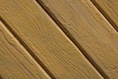 Le fond de conseils en bois a peint en bois photos stock
