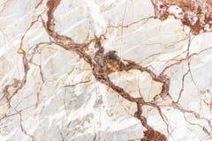 Le fond de marbre blanc de texture Photo libre de droits