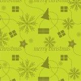 Le fond de Noël Images stock
