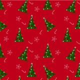 Le fond de Noël Images libres de droits