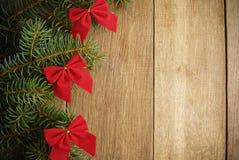 Le fond de Noël Photographie stock