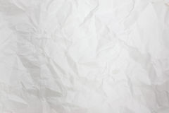 Le fond de papier chiffonné Photographie stock libre de droits