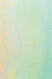 Le fond de peinture à l'huile, bleu d'outre-mer lumineux, jaune, rose, turquoise, grande brosse frotte le pastel texturisé détail photographie stock