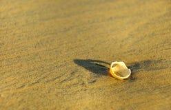 Le fond de sable et de plage Photographie stock