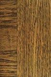 Le fond de texture de placage de grain de chêne, verticale naturelle de brun de noir foncé a rayé le modèle texturisé, grand bois photos stock