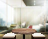 Le fond en bois de dessus de Tableau dans la chambre à coucher 3d rendent Image stock