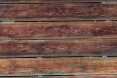 Le fond extérieur en bois, wodden des conseils images libres de droits