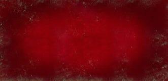 Le fond foncé rouge du tableau noir d'école a coloré la texture ou la texture de papier rouge Fond âgé par blanc vignetted par no photos stock