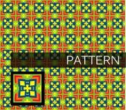 Le fond géométrique abstrait, conception de vecteur de vecteur Images stock