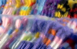 le fond mange des laines Photographie stock libre de droits