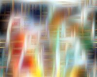 Le fond mou vif, mélange mou contraste, des lignes, formes, graphiques Fond et texture abstraits image libre de droits