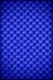Le fond ou la texture bleu de textile de fibre Photos stock