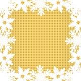 le fond soit peut illustration d'or de conception de Noël a utilisé le votre Photo stock