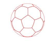 Le football Photos stock