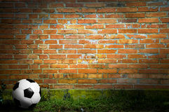 Le football Image stock