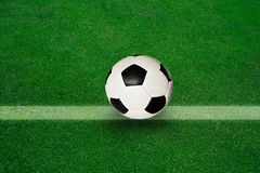 Le football Photo stock