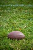 Le football d'automne Images libres de droits