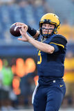2015 le football de NCAA - GA @ WVU du sud Photo stock