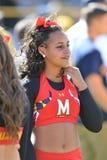 2015 le football de NCAA - le Maryland @ WVU Photos stock