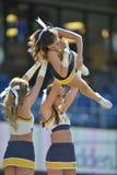 2015 le football de NCAA - le Maryland @ WVU Image stock