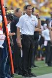 2015 le football de NCAA - le Maryland @ WVU Images libres de droits