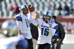 2015 le football de NCAA - Memphis au temple Image libre de droits