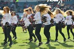 2015 le football de NCAA - Memphis au temple Photo stock