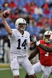 2015 le football de NCAA - Penn State contre Le Maryland Photo stock