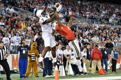 2015 le football de NCAA - Penn State contre Le Maryland Images stock