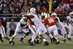 2015 le football de NCAA - Penn State contre Le Maryland Photographie stock
